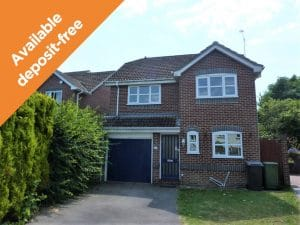 Deposit-free option available - The Willows, Denmead